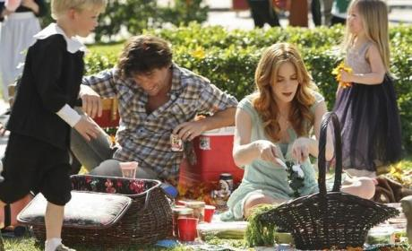 Kat's Family Picnic