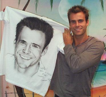 Cameron Mathison Picture