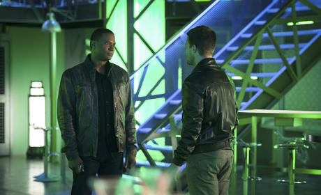 Disappointed - Arrow Season 3 Episode 16