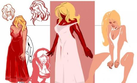 Coming to Venture Brothers: Nikki Nightgown