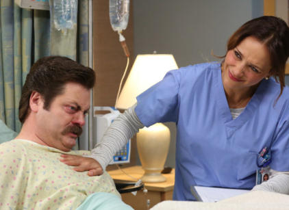 Watch Parks and Recreation Season 5 Episode 18 Online