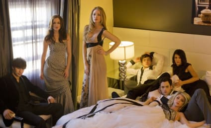 Another Hot Gossip Girl Cast Picture