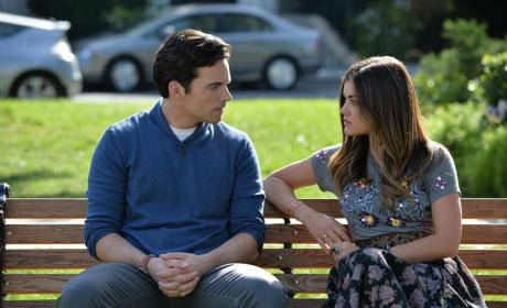 Park Date - Pretty Little Liars Season 5 Episode 22
