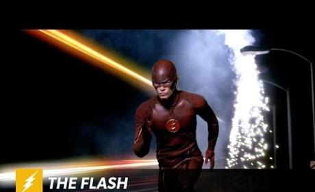 """The Flash Trailer - """"My Name Is..."""""""