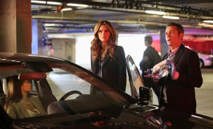 """Castle Picture Preview: """"A Murder Is Forever"""""""