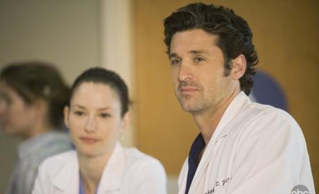 Derek and Lexie