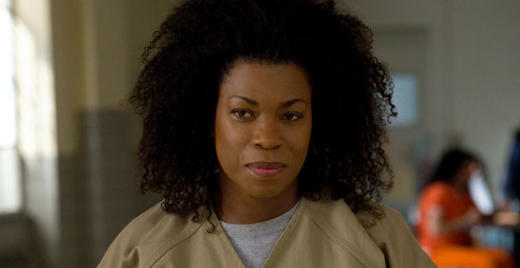 Lorraine Toussaint on Orange