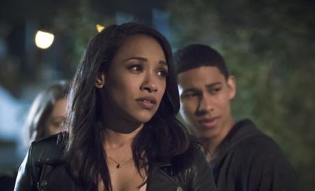 Watching Him Go - The Flash Season 2 Episode 23