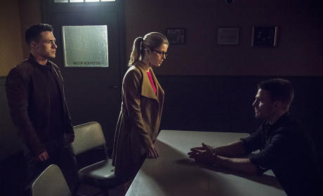 Immunity - Arrow Season 3 Episode 18