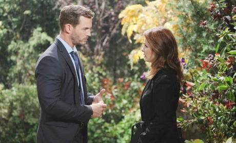 Brady Quits Titan - Days of Our Lives