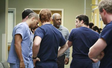 "Grey's Anatomy Episode Guide: ""I Saw What I Saw"""