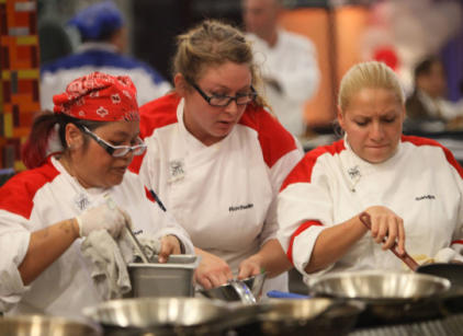 Watch Hell's Kitchen Season 12 Episode 8 Online