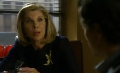 The Good Wife Episode Preview: On Death Row