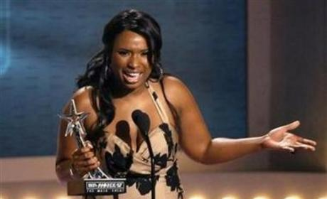 Jennifer Hudson Takes Home BET Awards