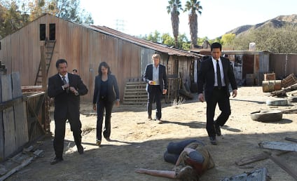 The Mentalist Photo Gallery: Murder in Mexico