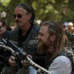 Opie and Chibs
