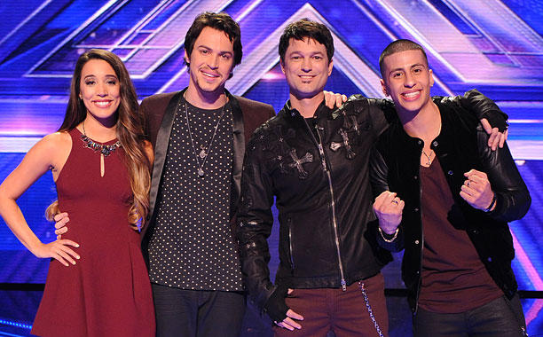 X Factor Finalists, Season 3