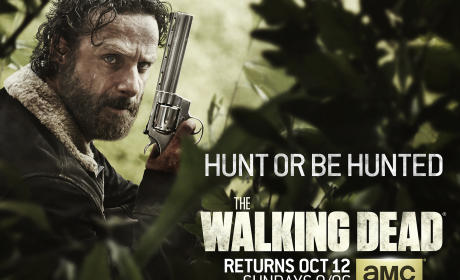 Walking Dead Poster - The Walking Dead
