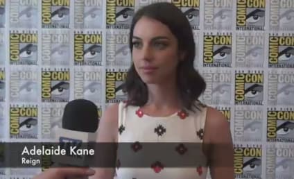 Adelaide Kane Previews Reign Season 2, New Flirtations
