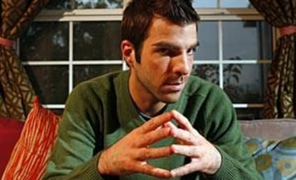 Zachary Quinto Dishes on Writers' Strike, Star Trek Audition