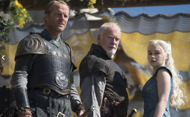 Dany and Her Boys