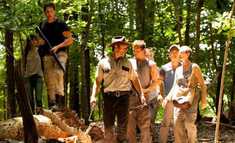 The Walking Dead Season 2 Premiere Pics: What Lies Ahead...