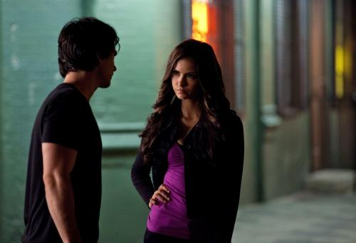 A Katherine/Damon Chat