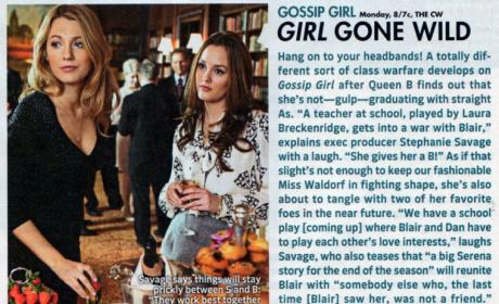 "TV Guide Preview of ""You've Got Yale"" and More"