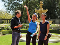 The Amazing Race Winners