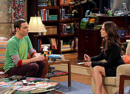 Watch The Big Bang Theory Season 4 Episode 7 Online