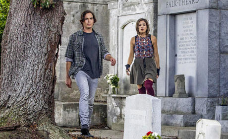 Caleb on Ravenswood