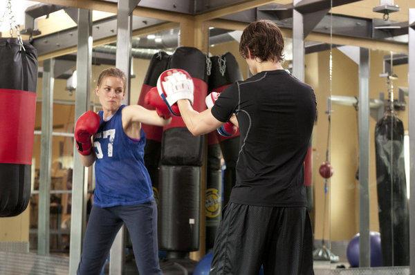 Punching Back