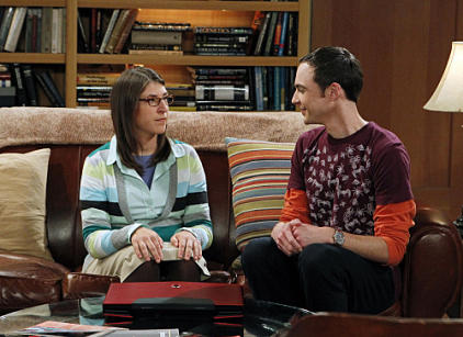 Watch The Big Bang Theory Season 4 Episode 5 Online