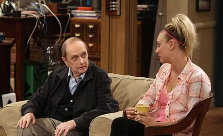 Bob Newhart on The Big Bang Theory