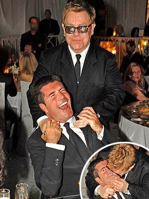 Cowell and Elton