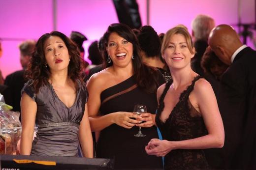 Grey's Anatomy Trio