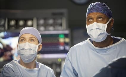 "Grey's Anatomy Photo Preview: ""Hope For the Hopeless"""
