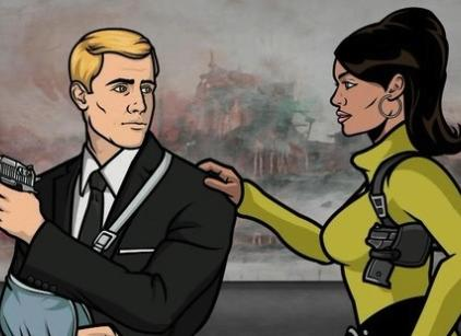 Watch Archer Season 1 Episode 9 Online