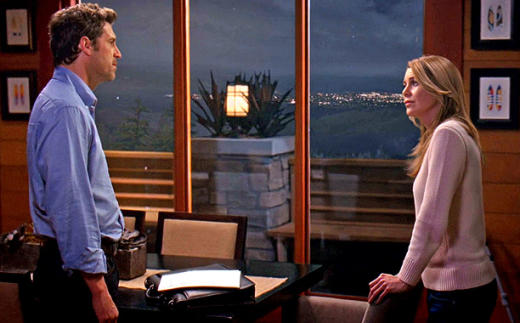 Derek vs. Meredith - Grey's Anatomy