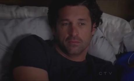 Grey's Anatomy 'Bad Blood' Clip - Baby Kicking!