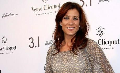 Kate Walsh at Store Opening