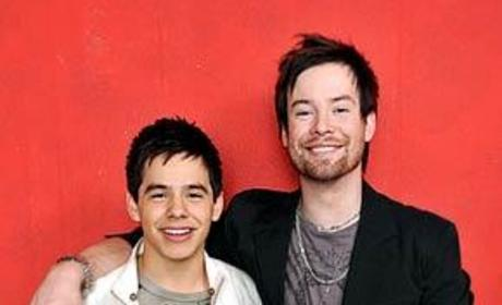 It's David Archuleta vs. David Cook!