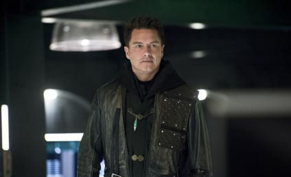 John Barrowman Signs Deal to Officially Take Over The CW