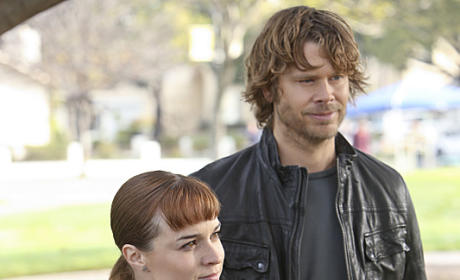 Nell and Deeks
