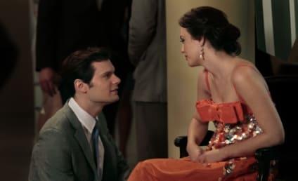 Major Blair-Louis Scene Ahead on Gossip Girl, But ...