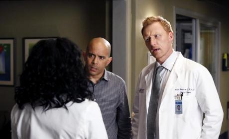 Grey's Anatomy Review: The Next Step