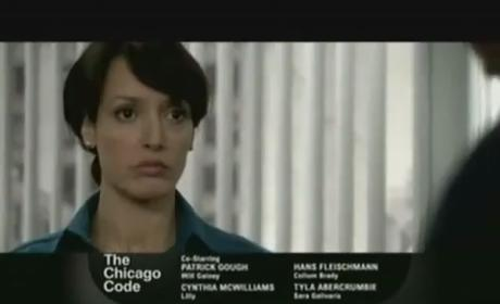 "The Chicago Code Episode Promo: ""Gillis, Chase and Baby Face"""