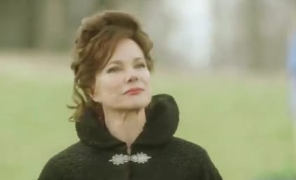 Barbara Hershey Speaks on Out-Eviling the Evil Queen on Once Upon a Time