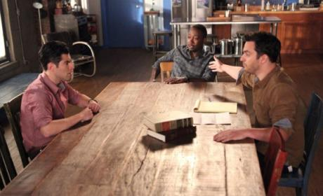 New Girl: Watch Season 3 Episode 19 Online