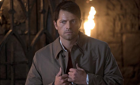 Castiel has arrived… finally - Supernatural Season 11 Episode 10